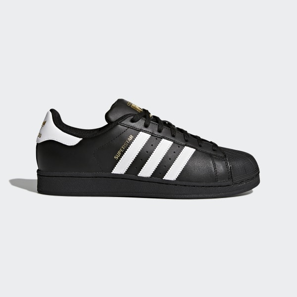 adidas Superstar Foundation Shoes - Black