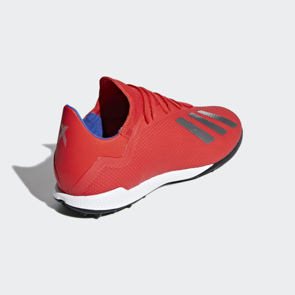 scarpe da calcetto adidas rosse