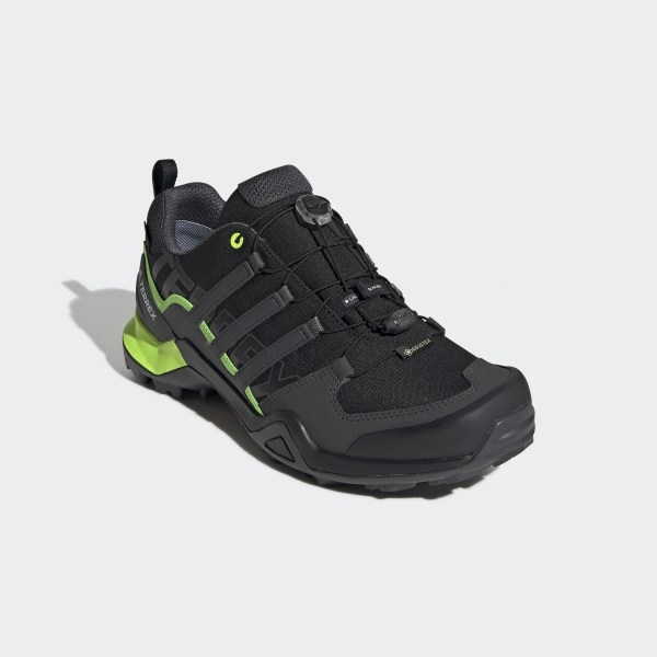 Chaussure de randonnée Terrex Swift R2 GORE TEX Noir adidas | adidas Switzerland