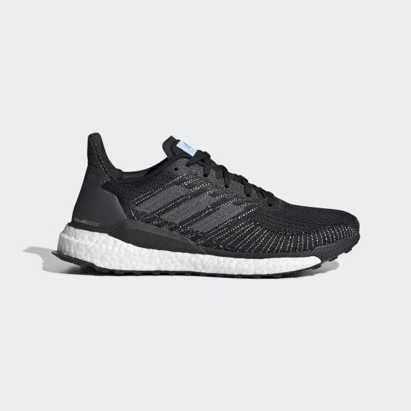 Adidas SOLAR BOOST Women's Shoes Black