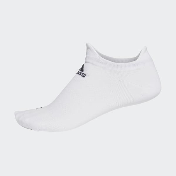 big discount best quality exclusive deals adidas Alphaskin Ultralight No-Show Socks - White | adidas US