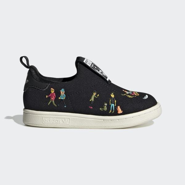 Zapatillas Deportivas Adidas Originals Stan Smith Negro