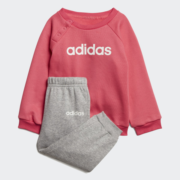 fleece jogginganzug adidas