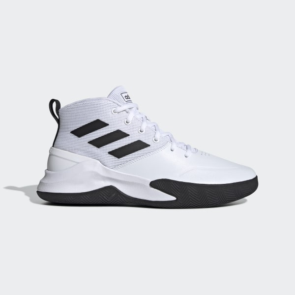 adidas Own the Game Schoenen Wit | adidas Officiële Shop