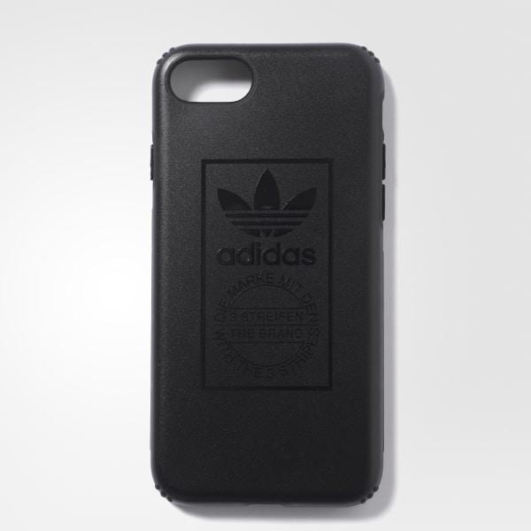 design di qualità 662e9 4a198 adidas Hard Cover Case iPhone 7 - Black | adidas US