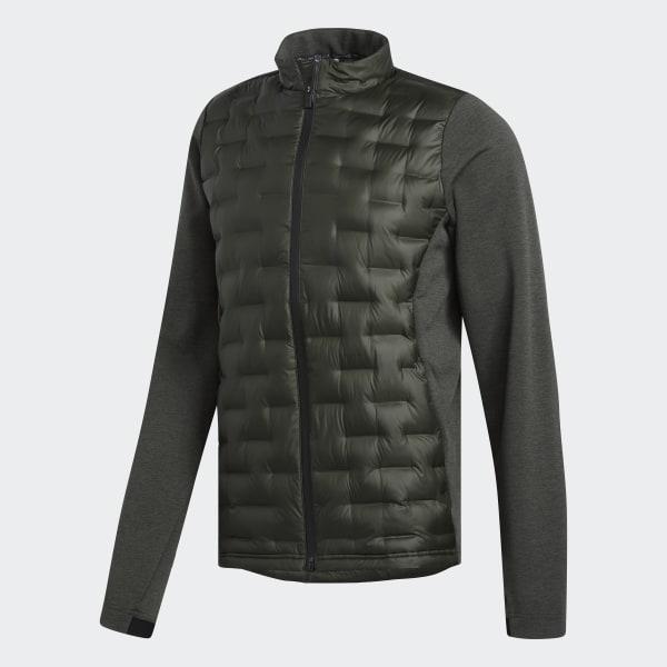 adidas Frostguard Insulated Jacket Green | adidas US
