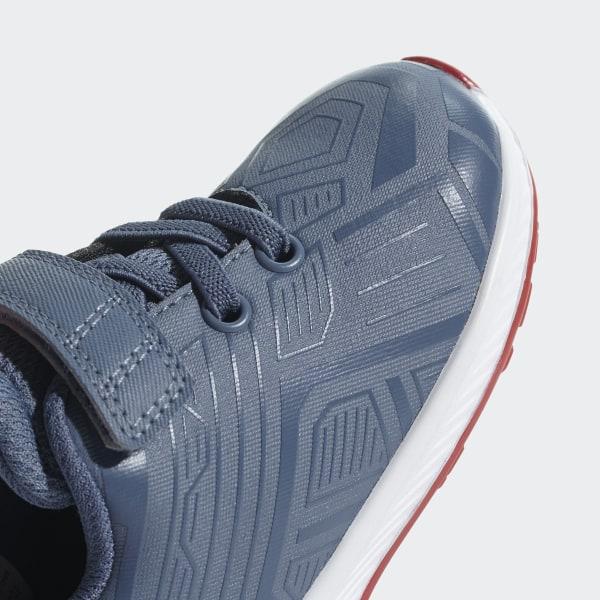 adidas Marvel Captain America RapidaRun Shoes Blue   adidas US