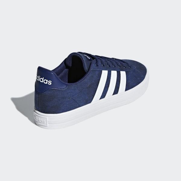 adidas daily 2.0 bleu homme
