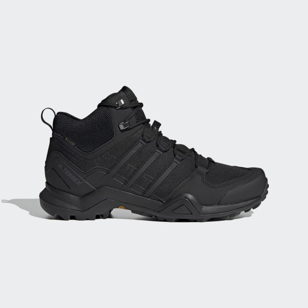 online shop best value wholesale outlet adidas Terrex Swift R2 Mid GORE-TEX Hiking Shoes - Black | adidas Belgium