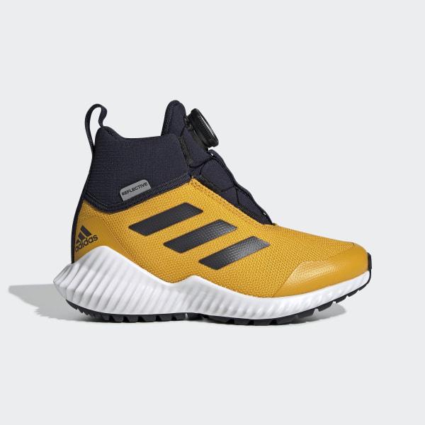 adidas FortaTrail BOA Schuh Gelb | adidas Austria