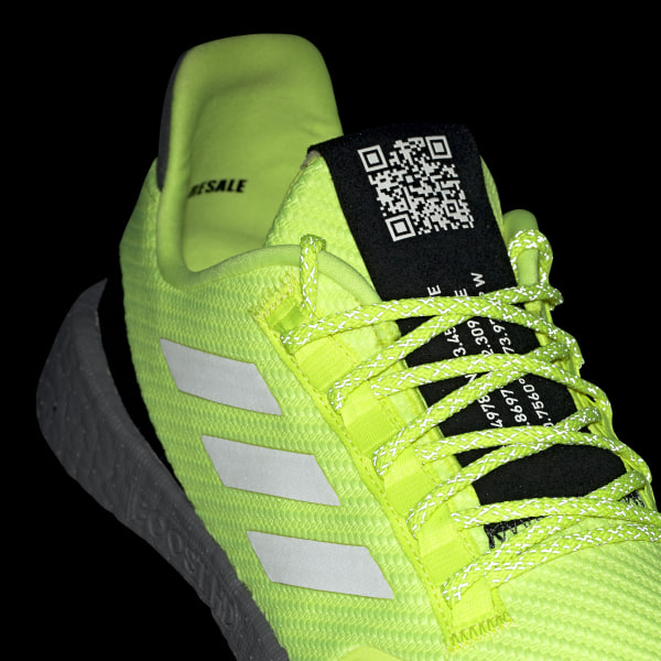 adidas Pulseboost HD Winter Shoes Yellow | adidas US