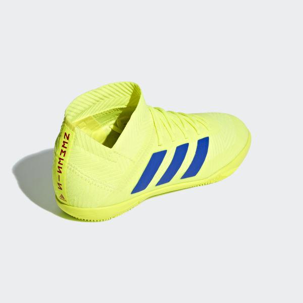 adidas Nemeziz Tango 18.3 Indoor Voetbalschoenen Geel | adidas Officiële Shop