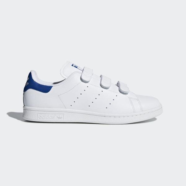 adidas Originals Womens Stan Smith Easy Blue