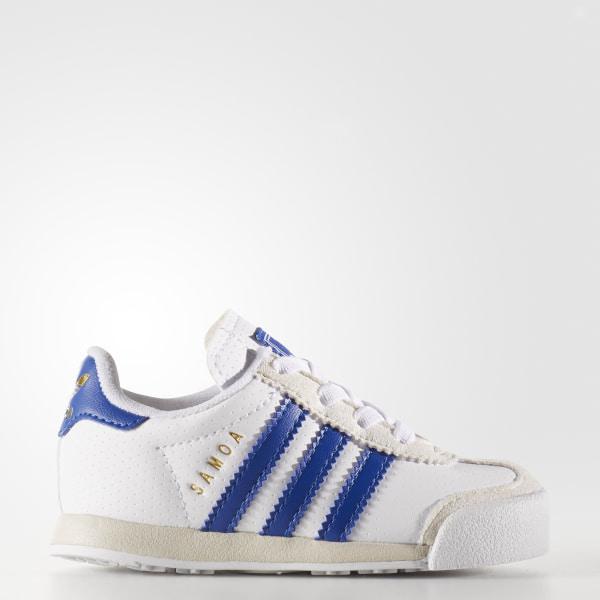 adidas Samoa Shoes White | adidas US