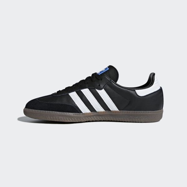 adidas Samba OG Shoes Black | adidas US