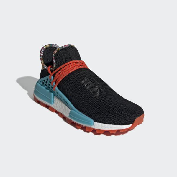 black adidas hu