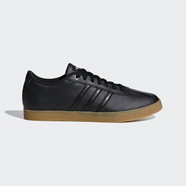 adidas Courtset Schuh Schwarz   adidas Switzerland