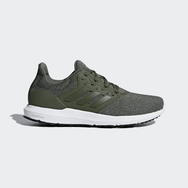 zapatos adidas verdes