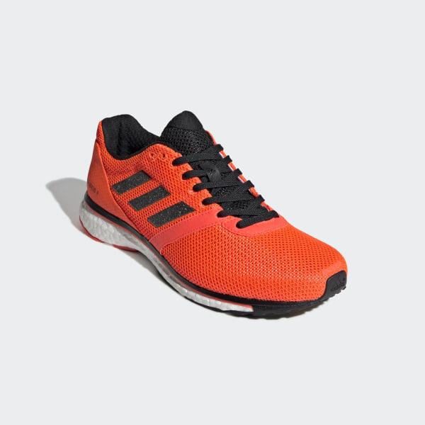 Chaussure Adizero Adios 4 Orange adidas | adidas France