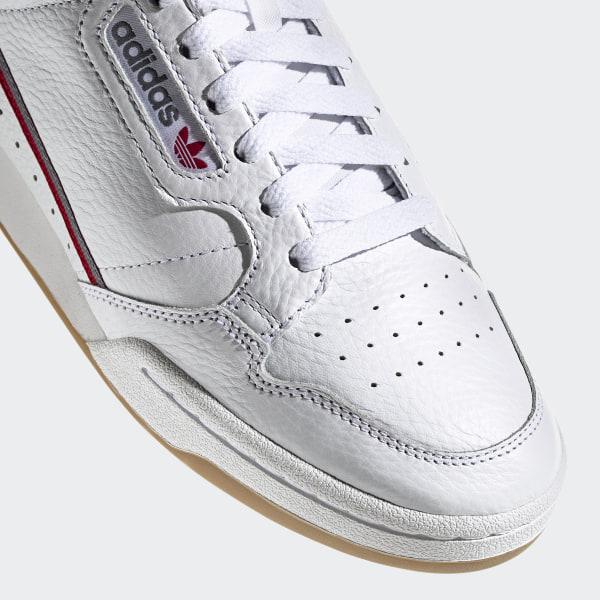 adidas Weißadidas Continental Schuh Switzerland 80 zpMVSU
