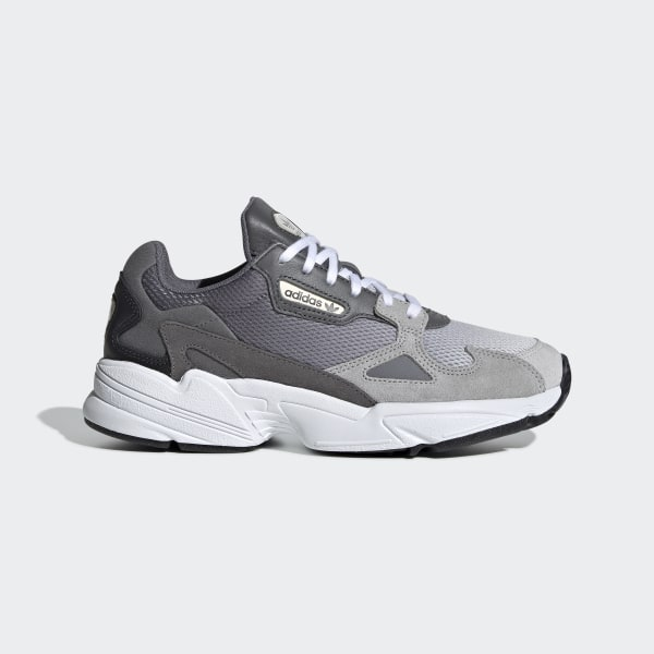 better great deals 2017 outlet on sale adidas Chaussure Falcon - Gris | adidas Belgium