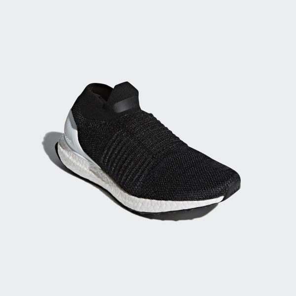 Adidas Ultra Boost Laceless Nere BB6140 scarpe
