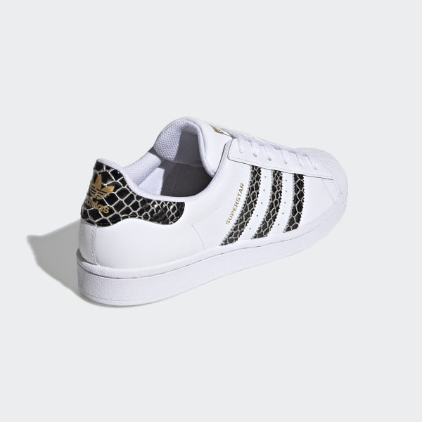 Superstar Schoenen Cloud White / Core Black / Gold Metallic FV3294