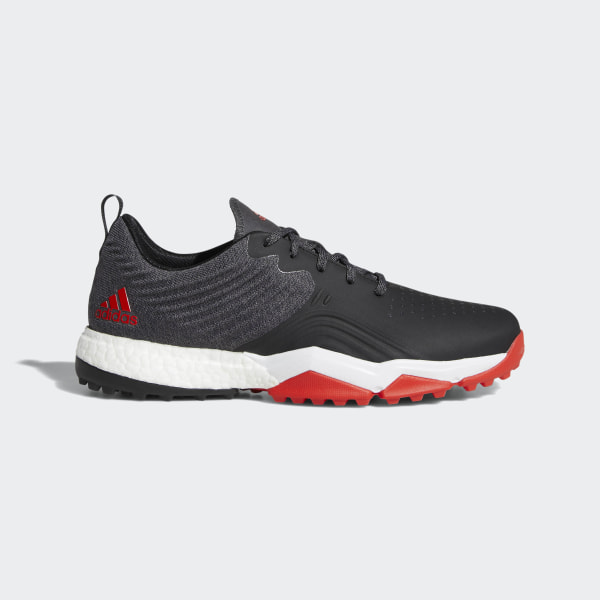 outlet store free shipping sale adidas Adipower 4orged S Shoes - Black | adidas US