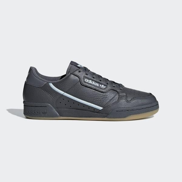 adidas Continental 80 Schoenen - Grijs | adidas Officiële Shop