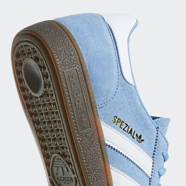 Adidas Originals Handball Spezial Light Blue Footwear White Gum