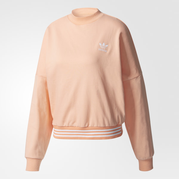 adidas Women's Pharrell Williams Hu Hiking Sweater Orange | adidas Canada