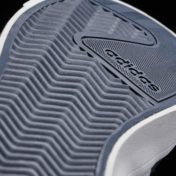 adidas Cloudfoam Daily QT Mid Shoes Blue | adidas US