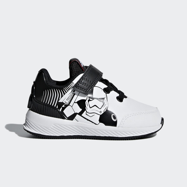 adidas Star Wars RapidaRun Shoes Black | adidas US