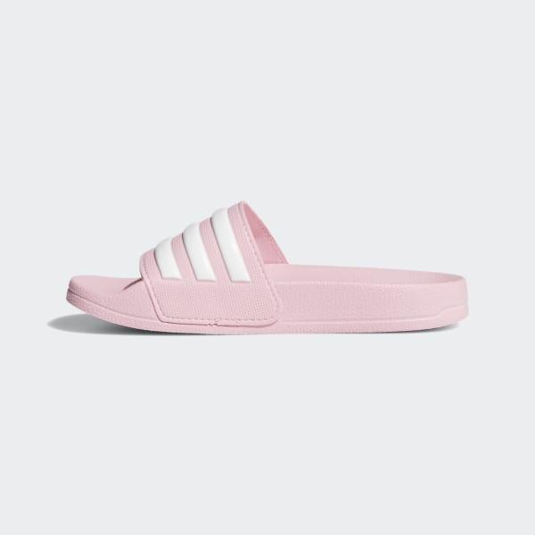 adidas Adilette Shower Damen Sandalen Weiß