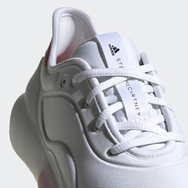 Scarpe sportive | COURT BOOST WhiteBlack | adidas by Stella