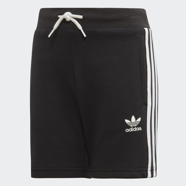 adidas Originals Boys' Little Trefoil Shorts