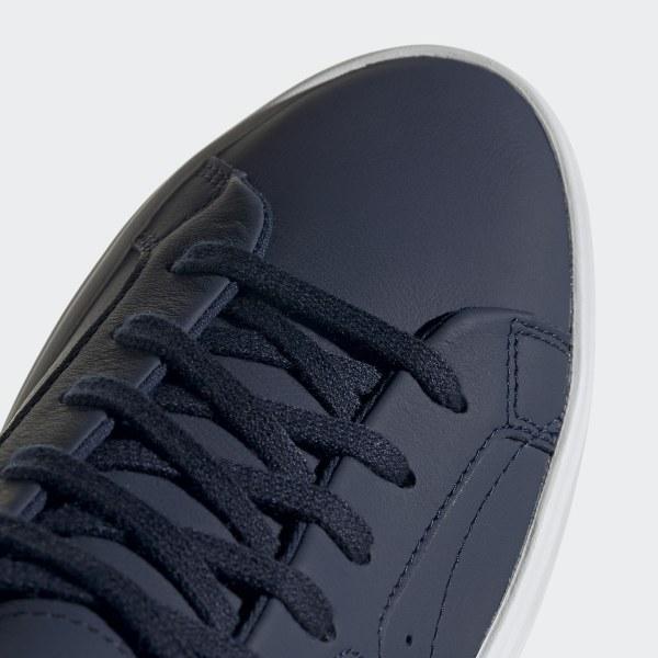 scarpe adidas strisce blu