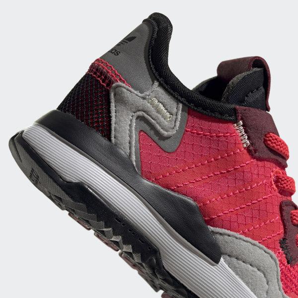 adidas Nite Jogger Black Red | EG2201