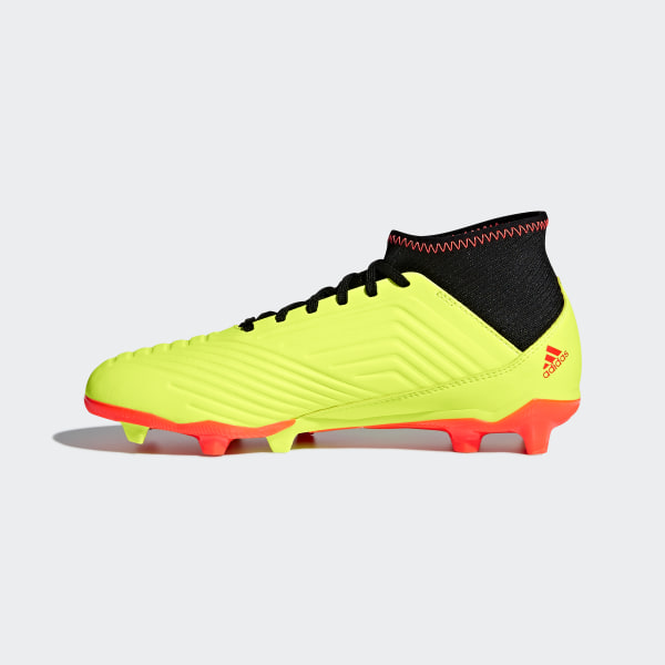 adidas Predator 18.3 FG Fußballschuh Gelb   adidas Austria