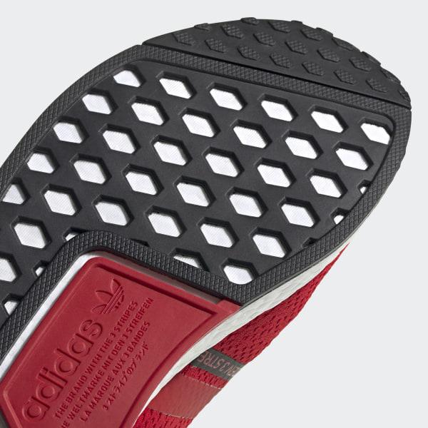 adidas NMD R1 Speckle Pack Scarlet EF3327