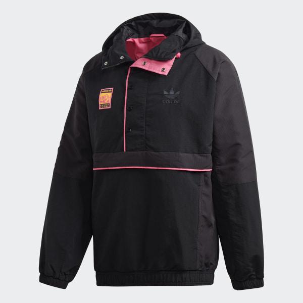 adidas Hooded Vest vest black
