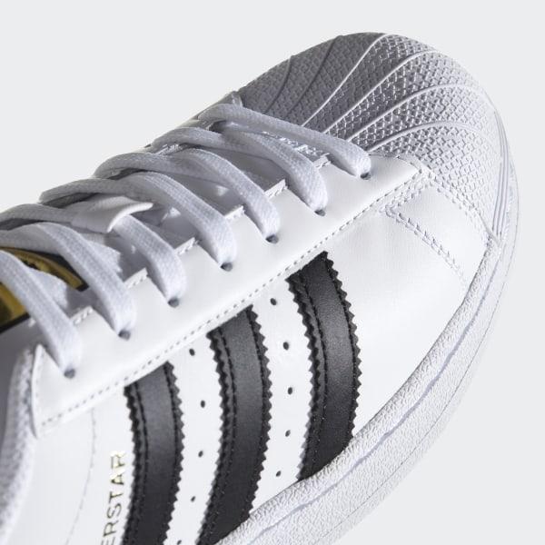 adidas Superstar Shoes - White | adidas New Zealand