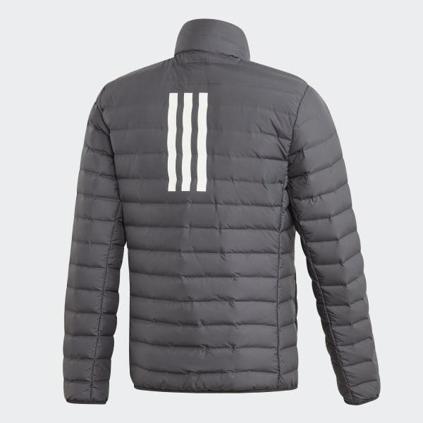 Mens adidas Varilite Jacket Green | Jackets, Adidas, Down