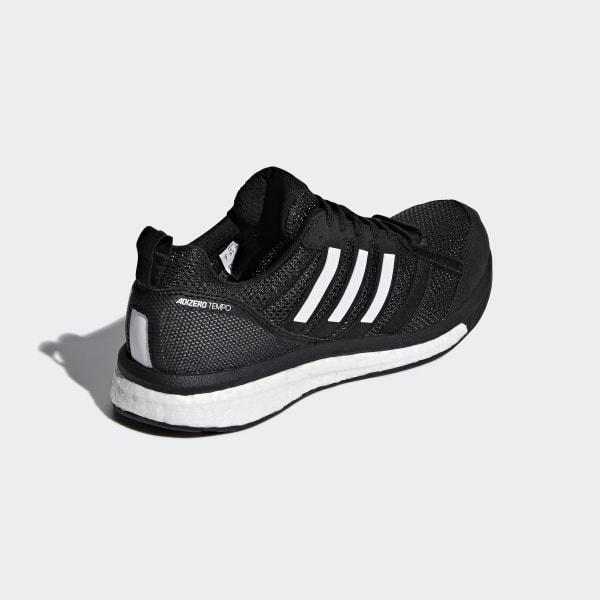 adidas Adizero Tempo 9 Schuh Schwarz | adidas Deutschland