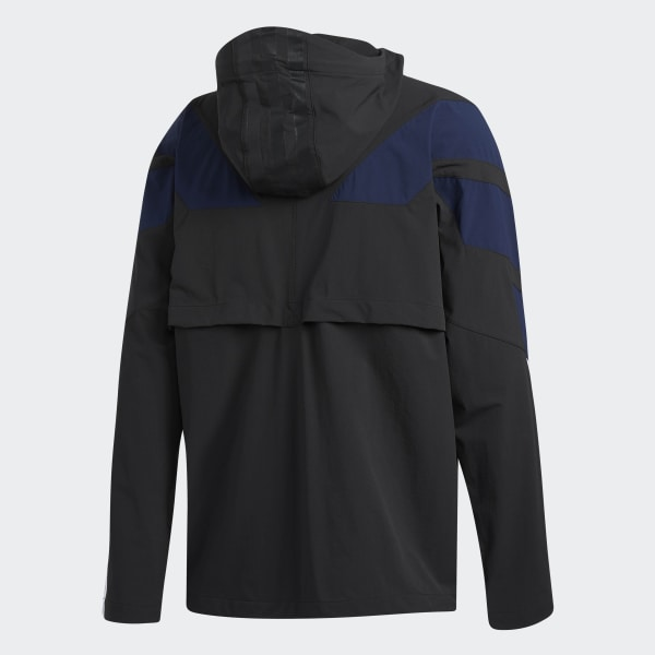 adidas 3-Stripes Jacket - Black | adidas US