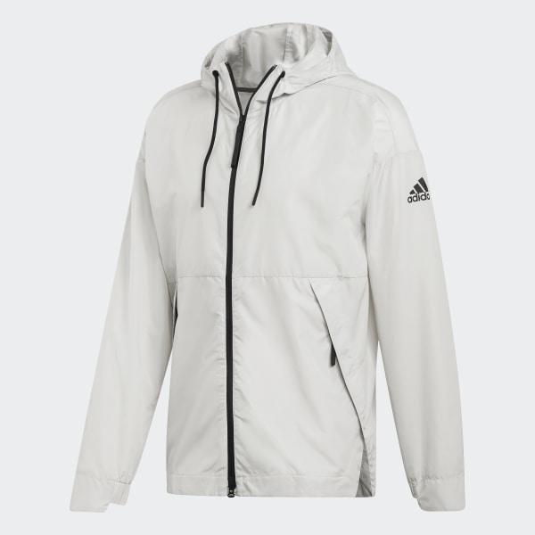 Adidas Terrex reflective jacket for trail running