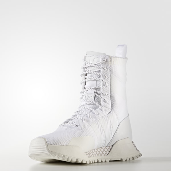 adidas Men's H.F1.3 Primeknit Boots White | adidas Canada