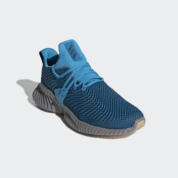 adidas Alphabounce Instinct Schuh Blau | adidas Austria