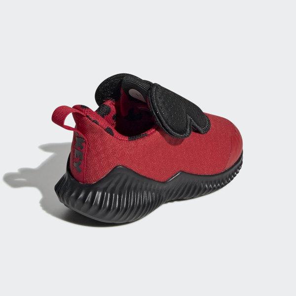 Zapatillas FortaRun Mickey Mouse Rojo adidas   adidas Peru