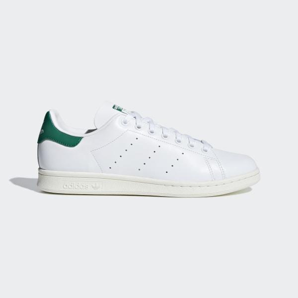 Frau Adidas Stan Smith Weiß Rosa Schuhe B32706 | Adidas Stan